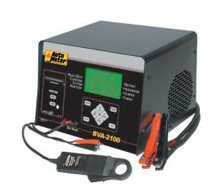 Automated Heavy Duty Charging System Analyzer