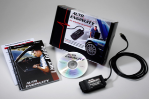Auto Enginuity PC-based ProLine ScanTool Diagnostic Software & USB / 16 Pin Cable