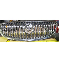 OEM Buick 2009 Enclave Chrome Grille