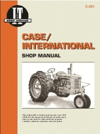 Case / International I&T Tractor Service Manual C-201