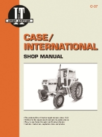 Case / International I&T Tractor Service Manual C-37
