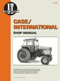 Case / International I&T Tractor Service Manual C-38