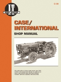 Case / International I&T Tractor Service Manual C-39