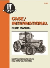 Case / International I&T Tractor Service Manual C-40