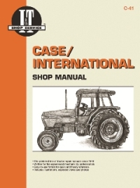 Case / International I&T Tractor Service Manual C-41