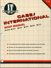 Case / International I&T Tractor Service Manual C-42