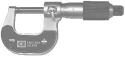 Chicago Brand 25-50mm Micrometer (.01mm)