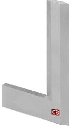 "Chicago Brand Precision Square (6""x4""), Bevel Edge"
