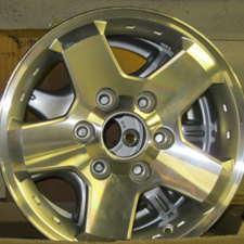 OEM Chevrolet 2009 Colorado 16 inch Wheel