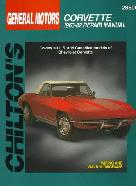 1963 - 1982 Chevrolet Corvette Chilton's Total Car Care