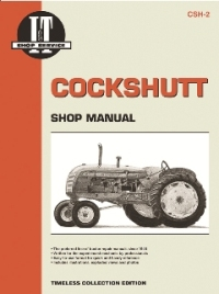 Cockshutt I&T Tractor Service Manual CS-2