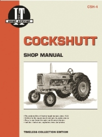 Cockshutt I&T Tractor Service Manual CS-4