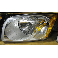 OEM Dodge 2009 - 2010 Caliber Head Light, Driver Side