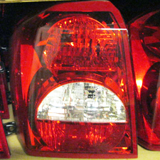 OEM Dodge 2008 - 2010 Caliber Tail Light, Driver Side