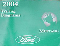 2004 Ford Mustang Factory Wiring Diagrams