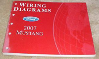 2007 Ford Mustang Factory Wiring Diagram