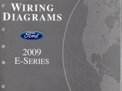 2009 Ford E-Series (Econoline Van) Factory Wiring Diagram