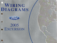 2005 Ford Excursion Factory - Wiring Diagrams