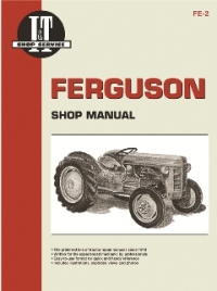 Ferguson I&T Tractor Service Manual FE-2