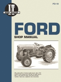 Ford I&T Tractor Service Manual FO-19