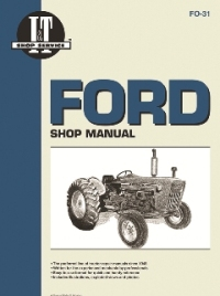 Ford I&T Tractor Service Manual FO-31