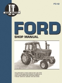 Ford I&T Tractor Service Manual FO-42