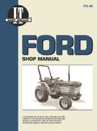 Ford I&T Tractor Service Manual FO-46