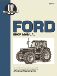Ford I&T Tractor Service Manual FO-48