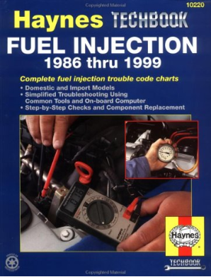 1986 - 1999 Fuel Injection Haynes Techbook