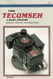 1994 and Earlier Tecumseh 2.5 - 10 HP L-Head Engine Clymer Repair Manual