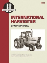 International Harvester I&T Tractor Service Manual IH-56