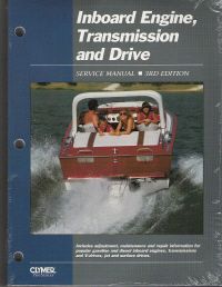 Inboard Engine (Diesel & Gas), Transmission and Drive Service Manual