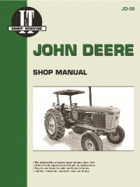 John Deere I&T Tractor Service Manual JD-56