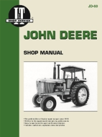 John Deere I&T Tractor Service Manual JD-60