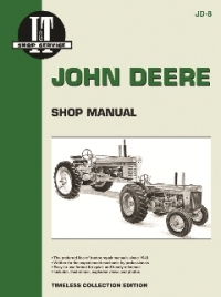 John Deere Tractor Manual: Model 70 Diesel