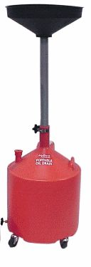 John Dow Industries, Poly Portable Oil Drain 18- Gallon