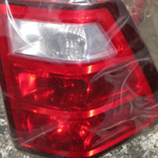 OEM Jeep 2005 - 2006 Grand Cherokee Tail Light, Driver Side