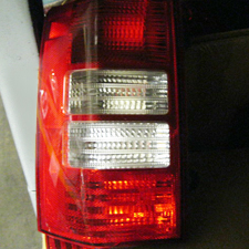OEM Jeep 2008 - 2010 Patriot Tail Light, Driver Side