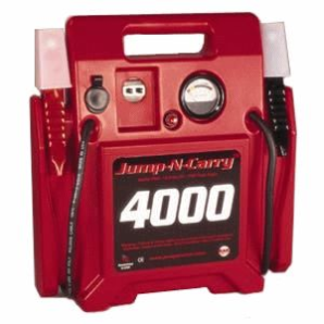 Jump N Carry 4000 Jump Starter & Power Source - 1100 Peak Amps, 12 Volt