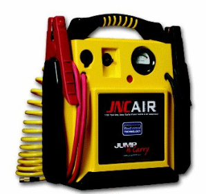 Jump N Carry Air Jump Starter, Power Source & Air Compressor - 1700 Peak Amps, 12 Volt