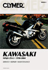 1990 - 2004 Kawasaki Ninja ZX-6 Clymer Repair Manual