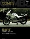 1985-1997 BMW K-Series Clymer Repair Manual