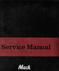 Mack Class 8 Custom Collated Service Manual
