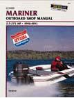 1990 - 1993 Mariner 2.5-275 HP Outboard Clymer Repair Manual