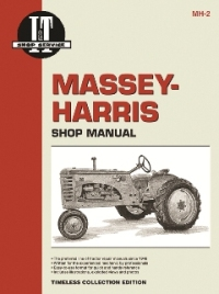 Massey-Harris I&T Tractor Service Manual MH-2