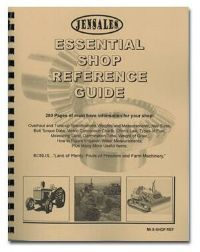 The Essential Shop Reference Guide