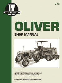 Oliver I&T Tractor Service Manual O-12