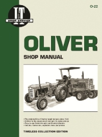 Oliver I&T Tractor Service Manual O-22