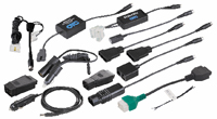Nemisys Asian OBD I Cable Kit (Cables Only)