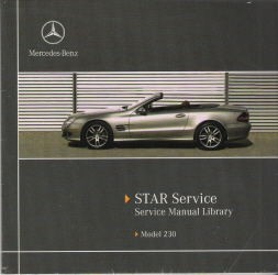 1994 - 2000 Mercedes-Benz 202 Chassis, C-Class Factory Service & Owner's CD-ROM